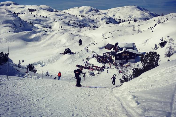 Top 7 des sports de montagne: ski de randonnée